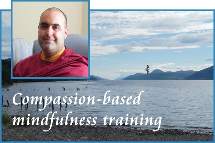 Compassion-based mindfulness training